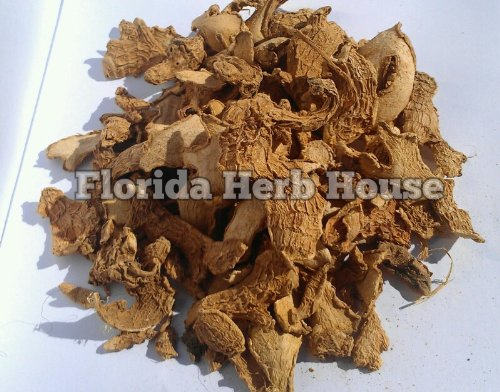 - Sliced Ginger Root - Organic - Sliced And Dried (4 oz (1/4 lb))