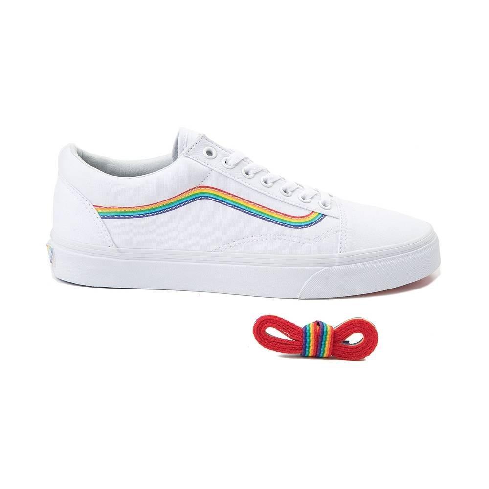 3c361eeac415 ... Vans Unisex Old Skool Classic Skate Shoes B07D1S7PBS 7266 Mens 5 Womens  6.5