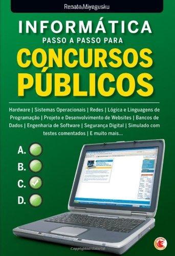 Livro: Informática passo a passo para Concursos Públicos 1