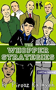 The Whopper Strategies by [Kalayeh, Pirooz]