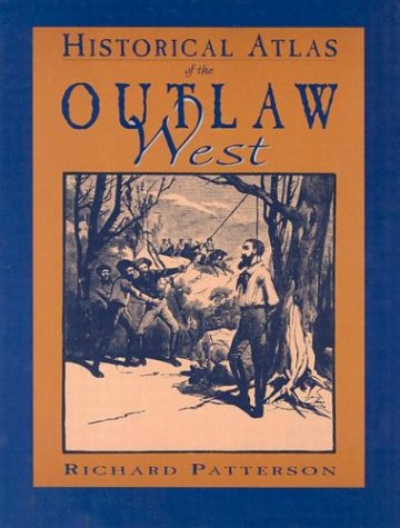 Bookends Wood Atlas (Historical Atlas of the Outlaw West)