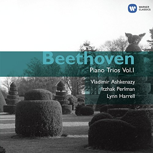 Beethoven: Piano Trios, Vol. 1; Itzhak Perlman; Vladimir Ashkenazy; Lynn Harrell 5 Piano Trios