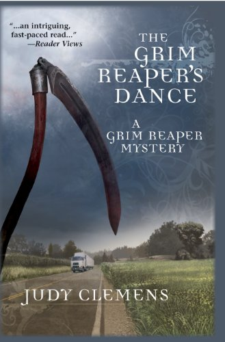 The Grim Reaper's Dance: A Grim Reaper Mystery (The Grim Reaper Series Book 2)