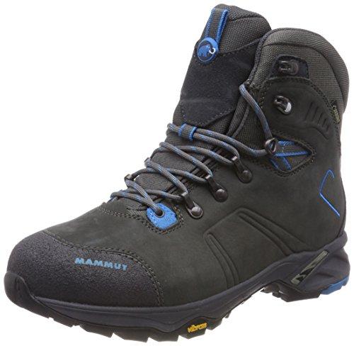 Mammut Herren Wander-Schuh Nova Tour High GTX Trekking-& Wanderstiefel Grau (Graphite-Atlantic 0102)