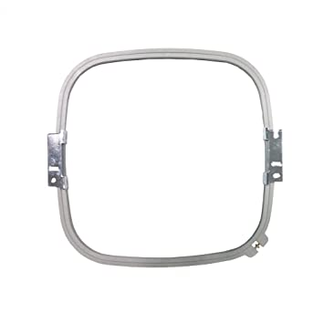 Embroidery Machine Spare Parts Happy Large Plastic Hoop 30x30cm Gray ...