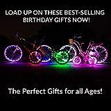 Activ Life Bike Wheel Lights (2 Tires, Blue) Best