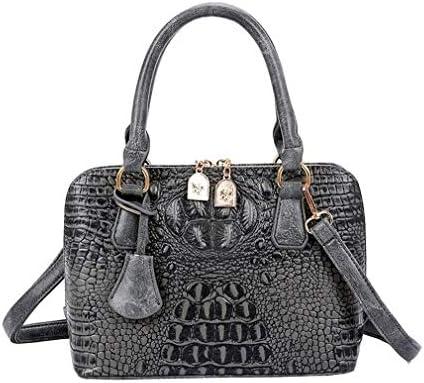 女性のハンドバッグメッセンジャーバッグ、ヨーロッパおよびアメリカのファッションハンドバッグ、ハンドバッグ、メッセンジャーバッグ、グレー 美しいファッション
