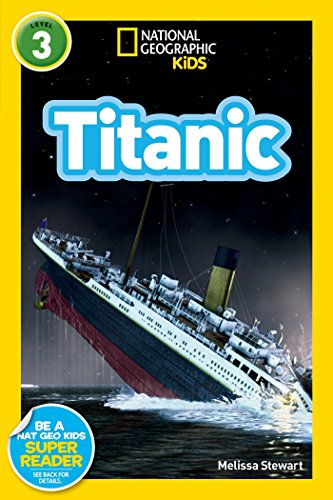 Toy Shop Magazine - National Geographic Readers: Titanic