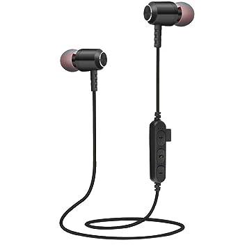 Oasics Auriculares Deportivos Auriculares Inalámbricos Bluetooth ...