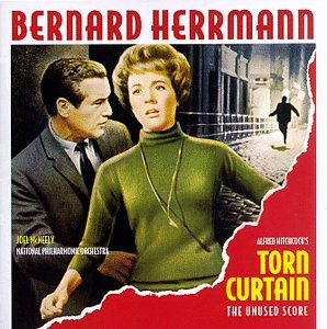 Alfred Hitchcock's Torn Curtain: The Unused Score by Varese Sarabande