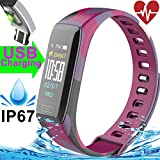 Cheap Fitness Tracker HR IP67 Waterproof Activity Tracker Watch Heart Rate Blood Pressure Oxygen Sleep Monitor for Kid Women Men Outdoor Run Sport Smartwatch Camouflage Bands Compatible for iPhone Android