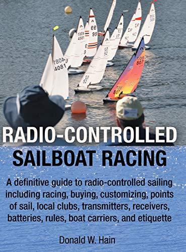 Radio-controlled Sailboat