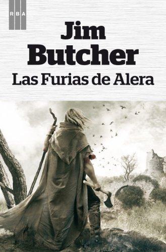 Las Furias de Alera (Codex Alera) (Spanish Edition)