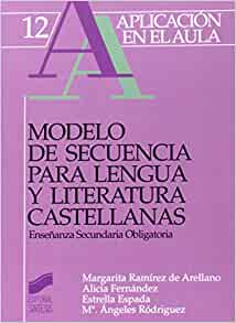 Modelo de Secuencia Para Lengua y Literatura (Spanish Edition