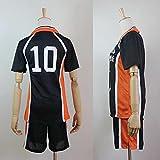 Haikyuu!! Karasuno High School Uniform Jersey