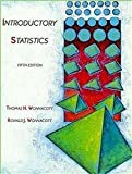 img - for Introductory Statistics, 5th Edition by Thomas H. Wonnacott (1990-01-02) book / textbook / text book