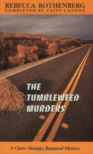 book cover of The Tumbleweed Murders