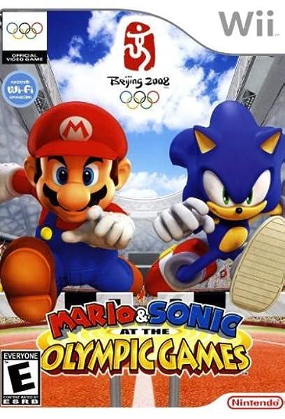 SEGA Mario & Sonic at the Olympic Games, Wii - Juego (Wii): Amazon.es: Videojuegos