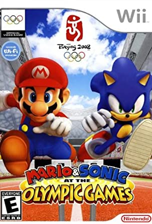Sega Mario Sonic At The Olympic Games Wii Juego Wii Amazon