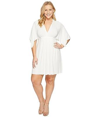 f4a19eef92a Amazon.com: Rachel Pally Women's Plus Size Mini Caftan Dress: Clothing