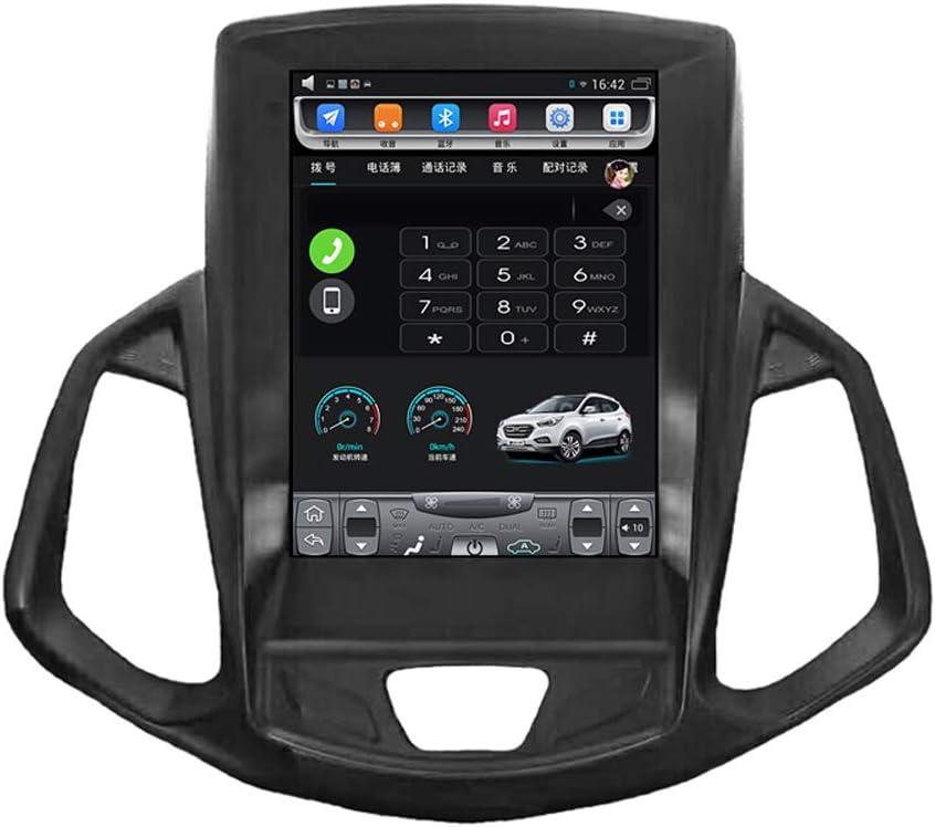 2013-2017 Ecosport 10,4 Pulgadas Gran Ancho Pantalla táctil Vertical Coche Android GPS navegación Navigation Multimedia Reproductor de Radio Video Bluetooth WiFi: Amazon.es: Electrónica