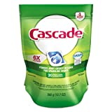 Cascade 2in1 ActionPacs Automatic Dishwasher Detergent, 20/Pack (5 Bags/Carton) - BMC-PGC41759