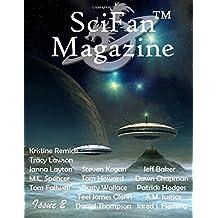 SciFan Magazine February 2017: A Science Fantasy Editorial (Volume 2)