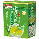 IYENON Green Tea, Instant Green Tea 0.8 g x 30 Nihoncha