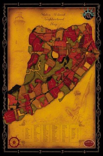 Staten Island Neighborhood - Richmond Hill Staten Island