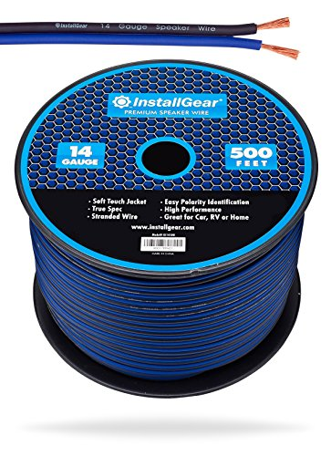 500 ft 14 gauge wire - 2