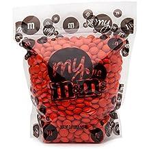 Orange M&M'S Bulk Candy Bag (2lb)