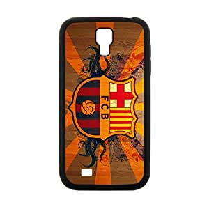 FCB barcelona Phone Case for Samsung Galaxy S4 Black