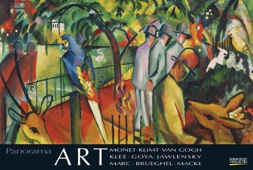 Art 2015: Kunst Panorama Kalender