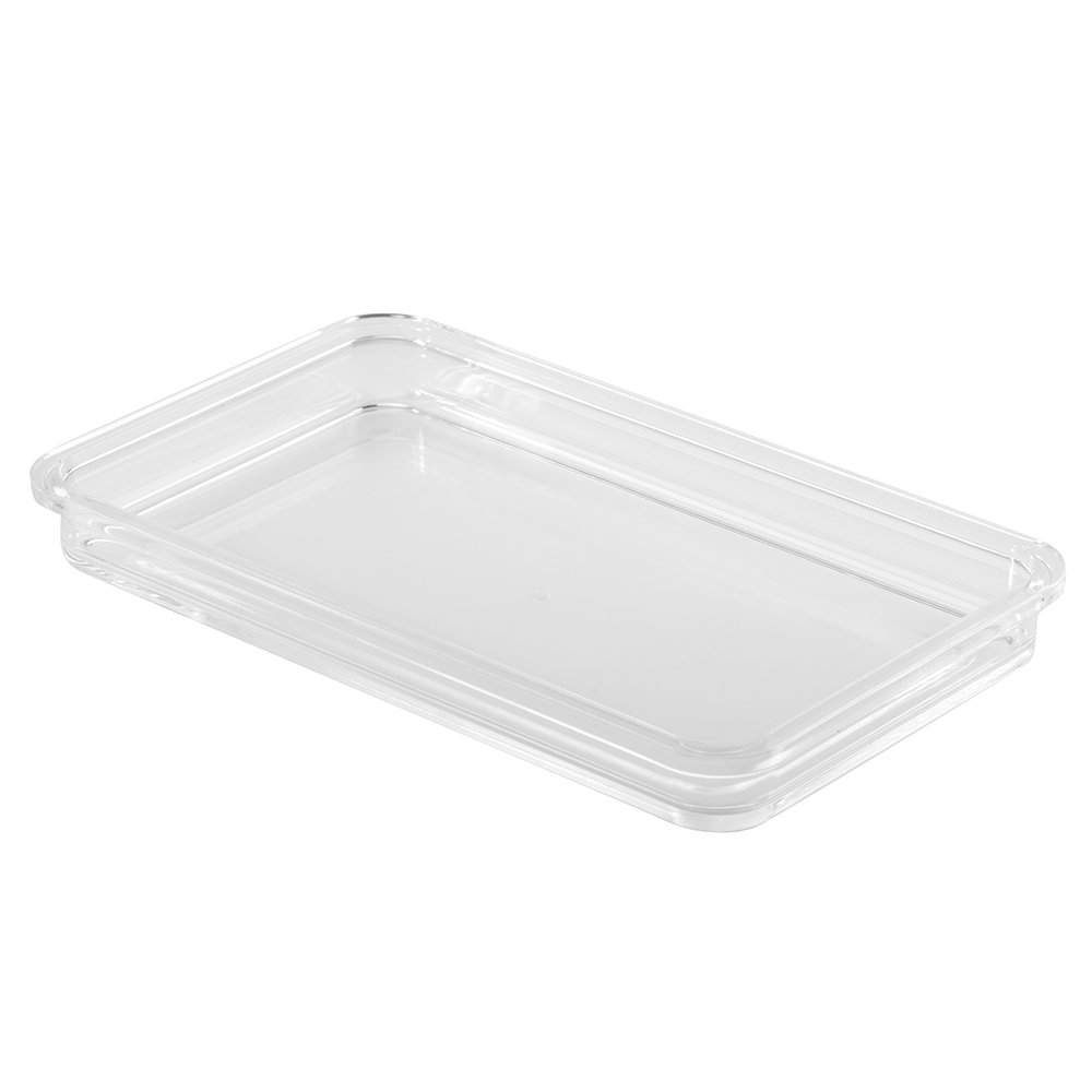 Superbe Amazon.com: InterDesign 39880 Clarity Guest Towel Tray, Clear: Home U0026  Kitchen