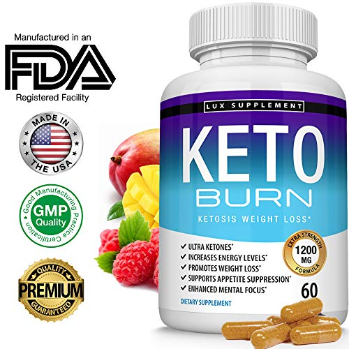 Ketogenic Metabolism Suppressant Lux Supplement