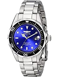 Invicta Mens 10664 Pro Diver Stainless Steel Watch