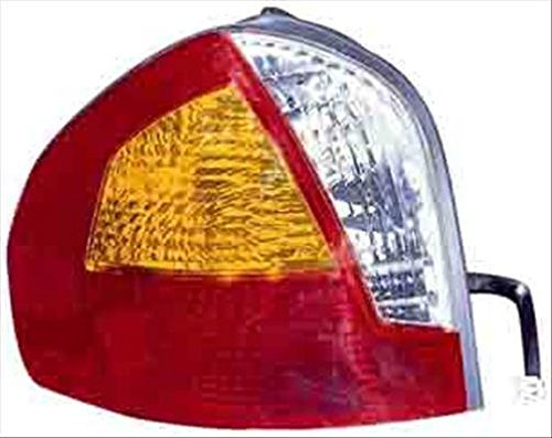 OE Replacement Tail Light Assembly HYUNDAI SANTA FE 2001-2004 Multiple Manufacturers HY2801125N Partslink HY2801125
