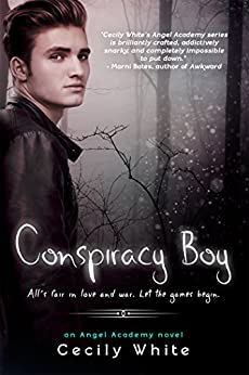 Conspiracy Boy (Angel Academy) by [White, Cecily]