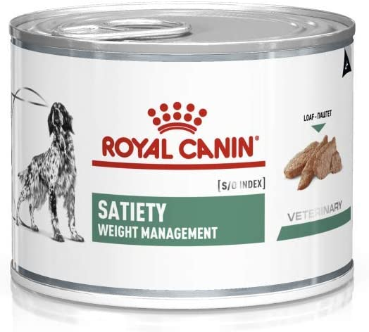 Pienso Húmedo Perro Satiety Weight Management 12x195gr Royal Canin