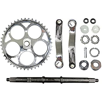 Amazon.com: Wide Crank Assembly 2 Stroke Bicycle Engine