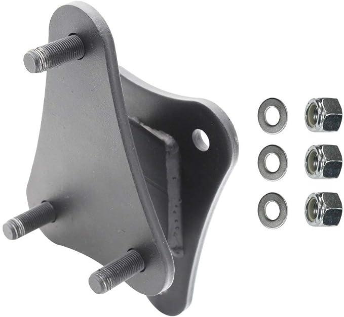 Extreme Max 5001.5793 Jeep Spare Tire Relocation Bracket Fits CJ//JK//LJ//TJ//YJ Models
