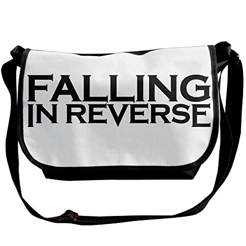Falling In Reverse Rock Band Logo Fashion Shoulder Bag Crossbody
