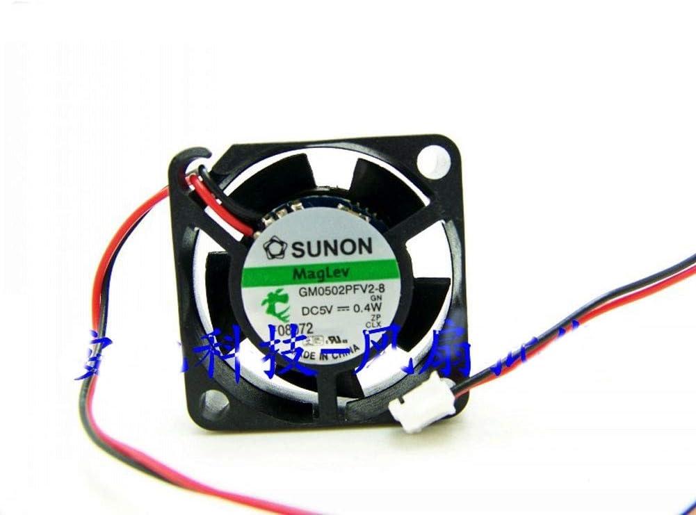 SUNON GM0502PFV2-8 2510 25mm 2.5cm DC 5V 0.4W 2 Small maglev Fan
