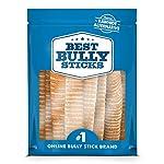 Best Bully Sticks Premium Beef Trachea Dog Chews - All-Natural, Grain-Free, 100% Beef, Single-Ingredient Dog Treat Chew - Promotes Dental Health 8