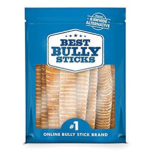 Best Bully Sticks Premium Beef Trachea Dog Chews - All-Natural, Grain-Free, 100% Beef, Single-Ingredient Dog Treat Chew - Promotes Dental Health 2