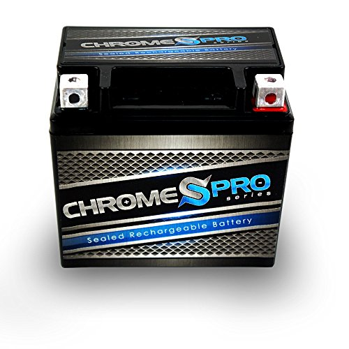 Jet Ski Battery - YTX5L-BS High Performance Power Sports Battery