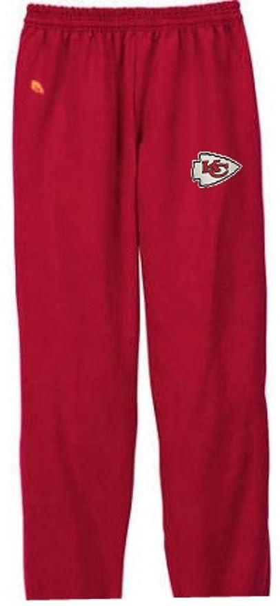 ed04a927 Amazon.com : Kansas City Chiefs Mens NFL Team Apparel Red Fleece ...