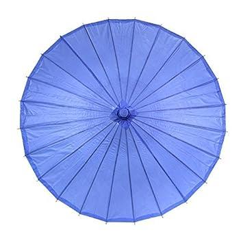 WJiXin Pare-Brise en Papier /à Huile de Style R/étro en Style Chinois Size Same Blue