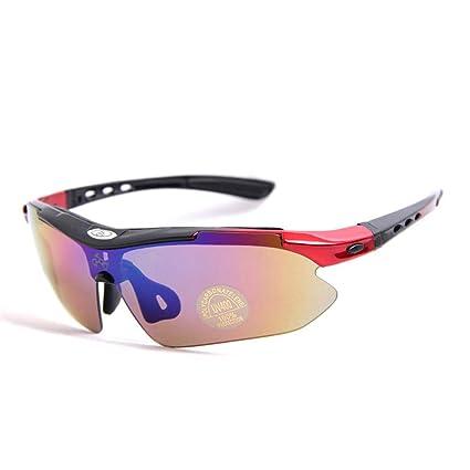 GW Gafas de Sol Deportivas al Aire Libre UV400 Anti-UV ...