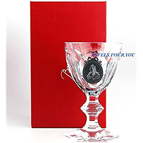 BACCARAT EXCLUSIVE HARCOURT PALAIS ROYAL GLASS BLACK WHITE LTD NUMBERED MUSEUM